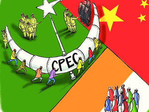 """""""We are aware of Indian government's plans to sabotage CPEC,"""" he said, adding """"India's interference in Pakistan is not concealed."""""""