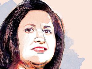 An alumna of Wharton and IIT-Delhi, Kumar-Sinha's three-decade career has covered marquee names in global finance – Blackstone, Oppenheimer, and JP Morgan.