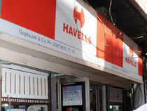 Havells is sitting on cash and cash equivalent of Rs 1344 crore at end of FY16 mainly due to selling its overseas assets.