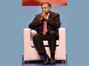 Chandrasekaran, known popularly as Chandra, will move to Bombay House from the TCS office down the road in Mumbai's Fort area.