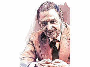 Even from JRD Tata's time business archives, with personal correspondence and letters, can often provide a crucial view of history that's quite unlike what's documented publicly.