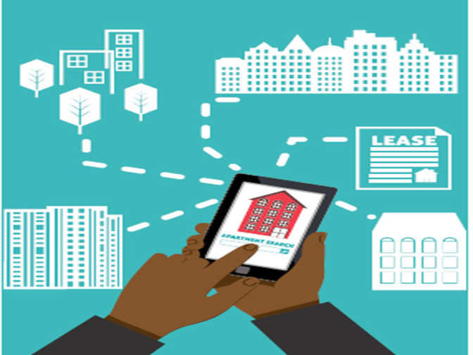 Here are 5 apps to help you find a room, house to rent - The