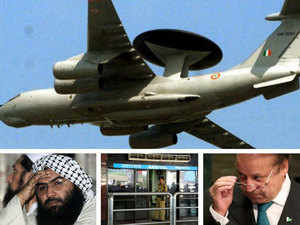Hafiz Saeed's listing under anti-terrorism act in Pakistan, India to develop airborne early warning system with 360 degree sweep, CISF's airport security plan are some of major defence stories today.