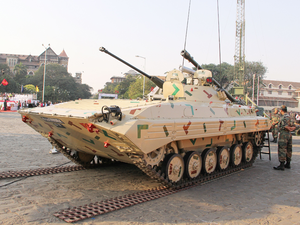 India world's largest importer of major arms in the last four years