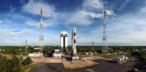 """""""This is just the start. Businesses that use the applications of space exploration to create socially relevant products have the potential to bring about a large number of jobs in India as well as accelerate societal impact,"""" adds Narayan. Photo credit: ISRO"""