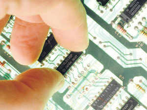 The electronic chipset accounts for a major cost of mobile phones and other electronic devices.
