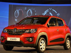 High domestic demand for Kwid helped Renault-Nissan pip M&M to 3rd place in 2016.