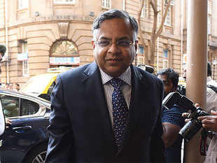 N Chandrasekaran expressed his gratitude at being handed over the baton to lead the prestigious salt to steel conglomerate.