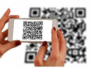 BharatQR can be used for making payments by storing debit or credit card details within a mobile app.