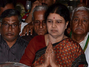 Sasikala will be in jail for three years and about 11 months, out of the four years sentence awarded by the trial court.