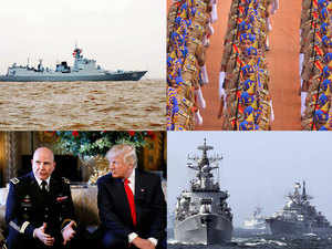 Read Chinese Navy holds warships drill in Indian Ocean, INS Viraat's fate as a museum, CRPF facelift and more in today's defence bulletin.
