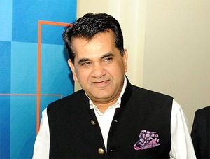 The initiative to make digital payments a mass movement in India through the two schemes has made a headway across the country, said NITI Aayog CEO Amitabh Kant.