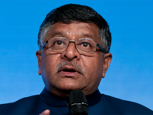 """Safety and security is integral. As the Prime Minister said cyber threat is akin to bloodless war,"" Prasad said."