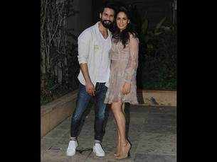 Mira Kapoor plays host to Shahid's star-studded pre-birthday bash