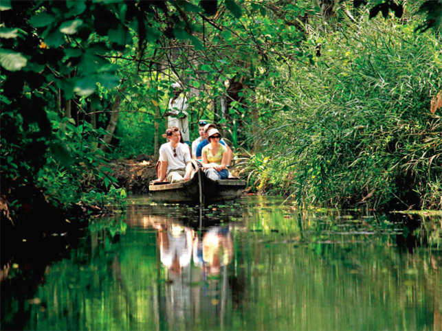 Known to be the backbone of tourism, the beautiful backwaters are the highlight of any trip to Kumarakom and hold a special sway over tourists and locals alike.