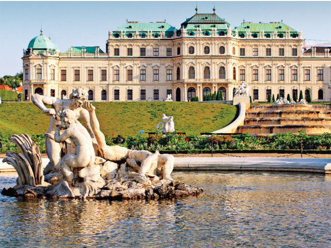 Visit Vienna To Experience The Cultural Holiday Of A Lifetime The Economic Times