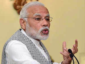 "Responding to the donkey remarks made by the UP chief minister at a poll meeting in Rae Bareli three days ago, Modi said the criticism of donkeys by Akhilesh only reflected his ""casteist mentality""."