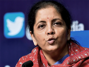 Sitharaman said that the ecomm industry is in a state of flux.
