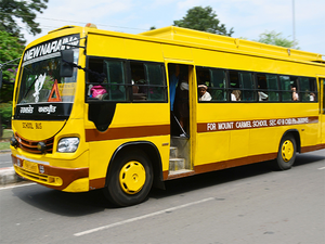 Cbse School Buses Must Have Cctvs Gps Speed Governors Cbse The