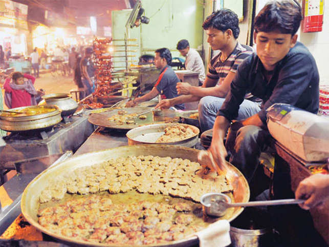 """Surprisingly, the memories of eating out in Lucknow have nothing to do with kebabs, the food the """"city of nawabs and kebabs"""" is perhaps best associated with today."""