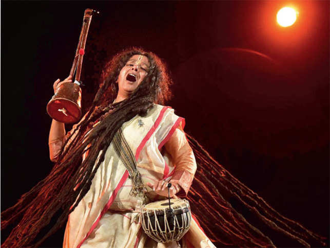 As one of the best-known exponents of Bengal's Baul tradition of mystic minstrels, Parvathy, 39, performs not just in India but all around the world, with a tour across America coming up in April.