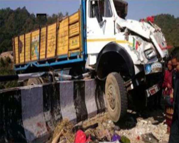 16 killed, 50 injured in Meghalaya accident