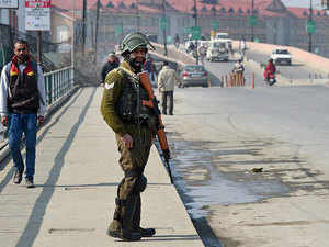 Since 2012, the highest number of stone pelting incidents- about 1590 in total- took place last year. About 2744 CRPF personnel were injured in the violence.