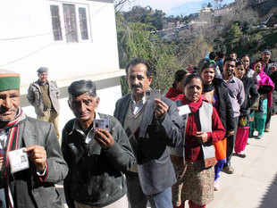 BJP leaders suggested that poll turnout has been lower in districts with substantial Muslim population and point out lower voting percentage in Siddharthanagar, Sant Kabir Nagar and Balrampur.