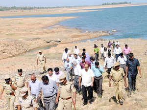 """If Tamil Nadu consents to building this dam, it is going to be the biggest beneficiary because they will also get some water,"" State Water Resources Minister MB Patil said."