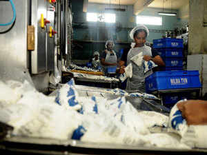 Mumbai-based Parag Milk Foods registered a growth in SMP sales of a whopping 273% year-on-year, while Prabhat Dairy saw its SMP sales going up by 34.5% last quarter. (Representative image)