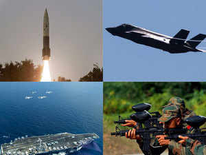 Major defence developments of the day include India's successful test-fire of supersonic interceptor missile and Lockheed Martin's $1.06 billion F-35 contract.