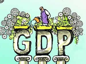 India's GDP grew at 7 percent in the very quarter.
