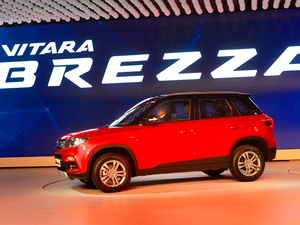 The Brezza is  the first car in India to be certified for offset and side impact crash tests that will be enforced in India in October 2017 onwards.