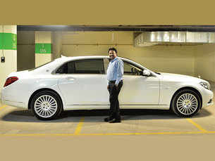 This barber just bought a Maybach for Rs 3.2 crore