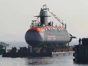 All six Kalvari submarines will be equipped with the missile, with a proven record in combat, to neutralise surface threats at extended ranges, the statement said.