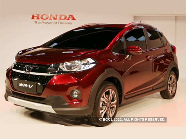 Safety Features Honda Wr V Top 6 Things Worth Knowing The