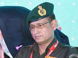 The top army officer also said that academia and industry coming together was the way forward in taking the vision of 'Make In India' further.