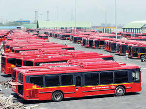 The Lt Governor had returned the file of Delhi government's ambitious proposal to slash fares of DTC buses by 75 per cent, asking the city administration to reconsider it.