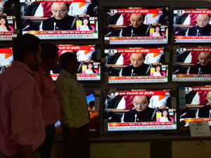 TV India: TV viewers in India now much more than all of ...