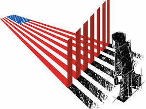 A significant chunk of US political leadership believes that Indian companies are major beneficiaries of this foreign guest worker programme and allege that this resulted in displacement of American workers.