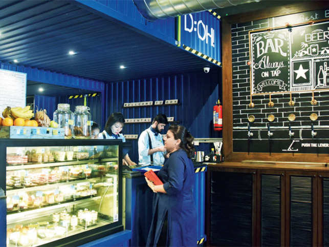 Kamala Mills in Mumbai is transforming into India's hottest dining