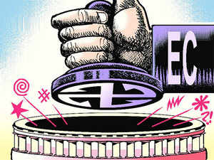 The EC has been in news as much for shooting off model code violation notices to political parties as for writing missives to the Central government on not following due process.
