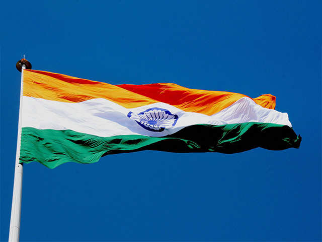 Indias tallest national flag unfurled at Attari border Tallest