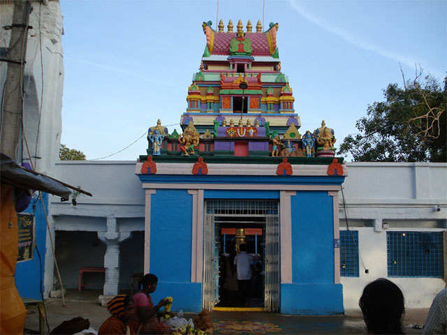Image result for chilkur balaji temple