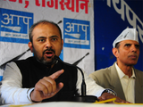 If elected, will reopen files of pending projects in MCDs: AAP