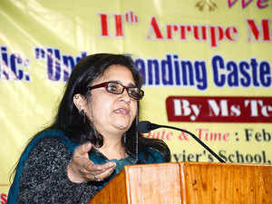 """The society is being """"gripped by a stupor"""", Setalvad said, adding, """"This sense of fear and isolation is really in the favour of the perpetrator and we need to think about it."""""""