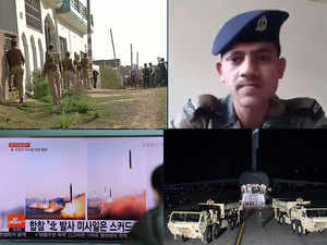 Another soldier denouncing Amry's 'batman' system, UNSC to meet over North Korea's missile test were some of the developments in the defence sector today.