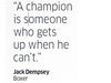Quote by Jack Dempsey