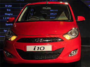 Dealer sources said Hyundai had been shifting focus out of i10 as it started pushing new-generation Grand i10, which was launched towards the middle of 2013.