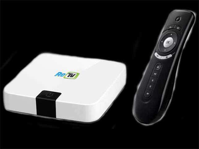 This box simplifies media playback and streaming video from all your favourite online services.